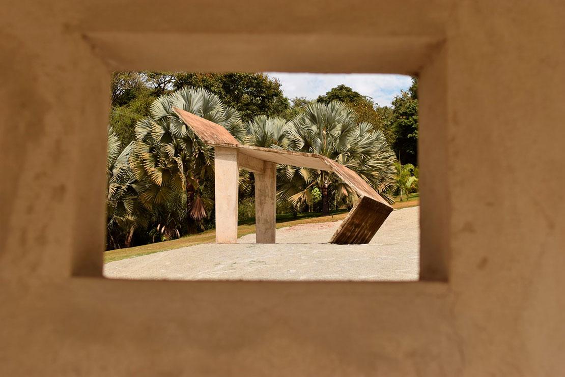 現代アート&植物園という夢の空間