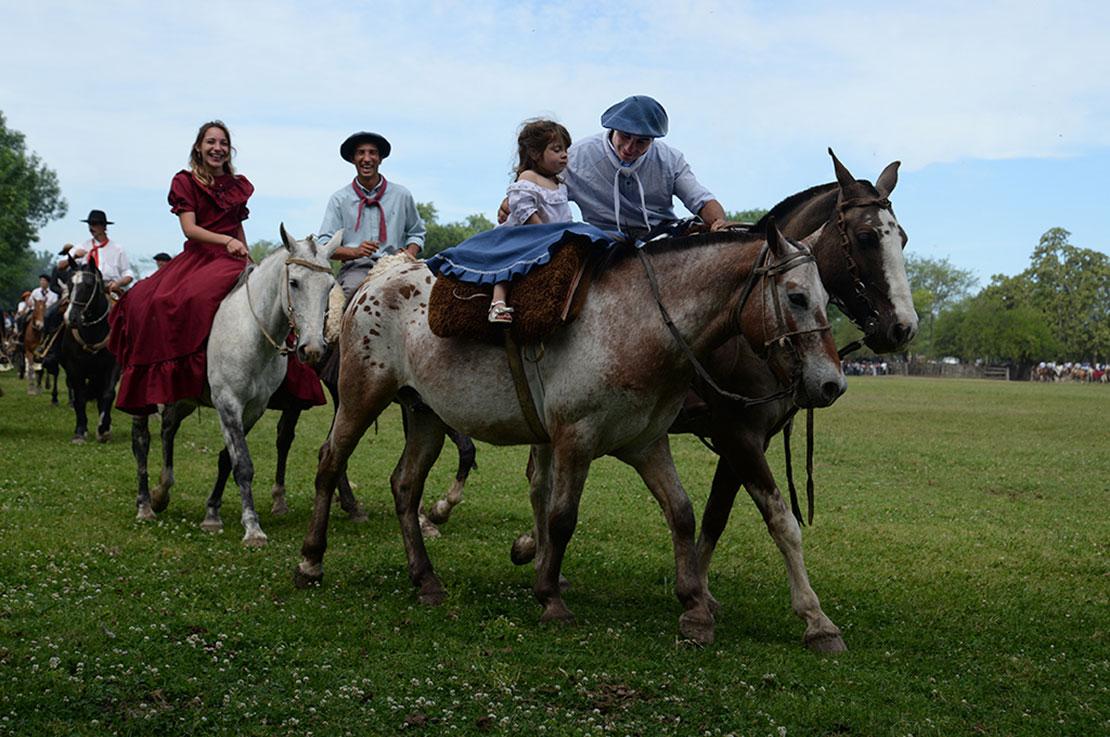 ガウチョ伝統祭り