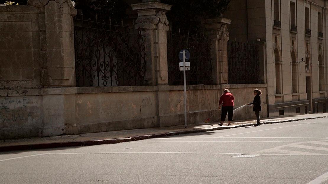 ウルグアイ映画 『ドス・オリエンタレス』